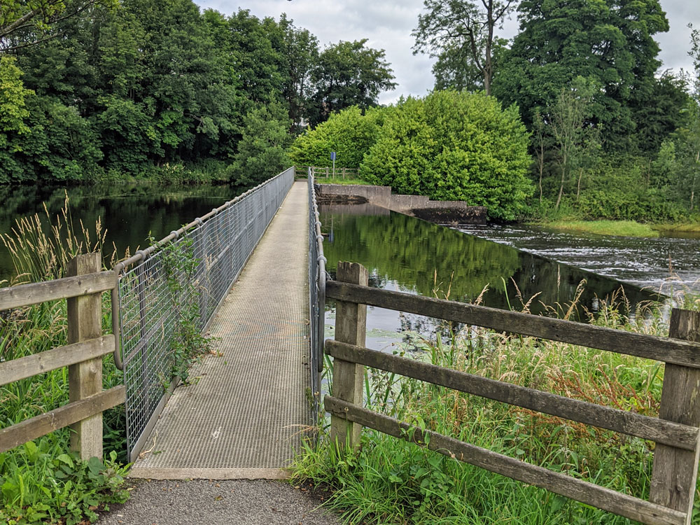 ballyconnell canal and forest walk