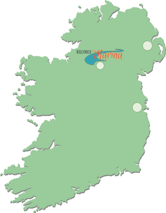 Location Map for Killynick Marina